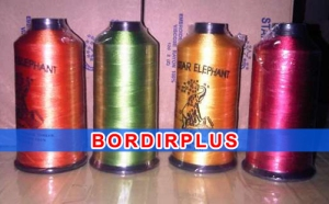 Benang bordir cap STAR Elephant