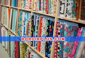 kain tekstil bahan pakaian