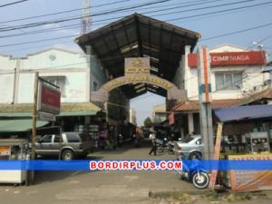 Harga kain murah pasar Cipadu
